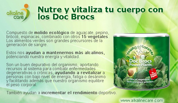 Doc Brocs Alkaline Care