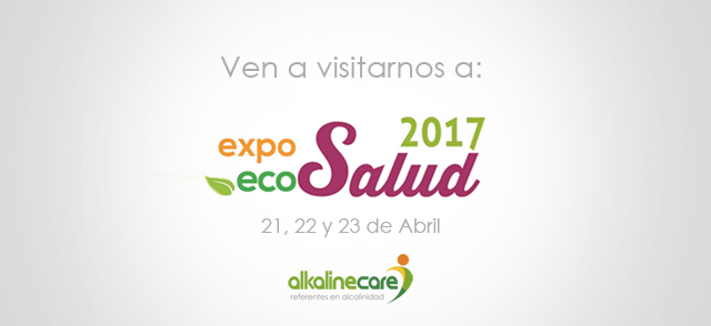 feria expo eco salud alkaline care