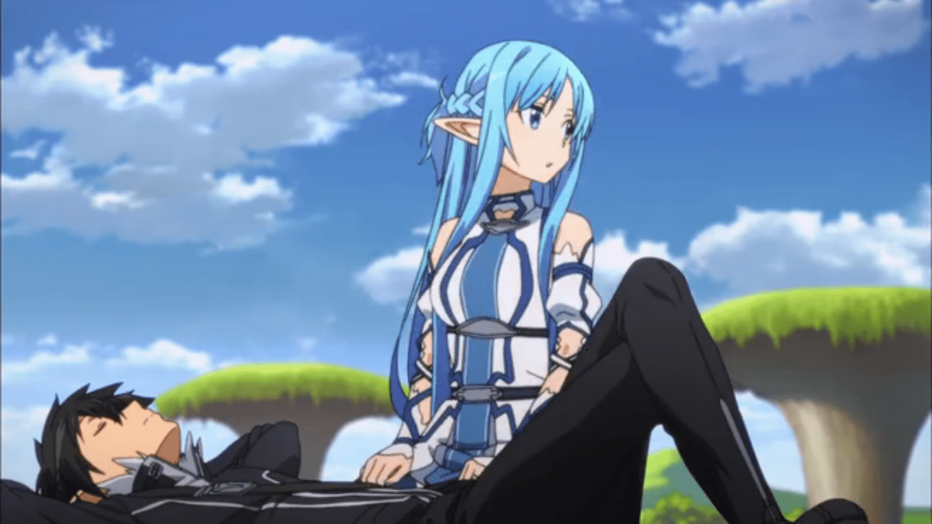 Sword Art Online II     All the Anime sao 2 1 Every light novel that enjoys sufficient success to continue beyond  its first volume faces a single  pivotal problem     how do you take the core