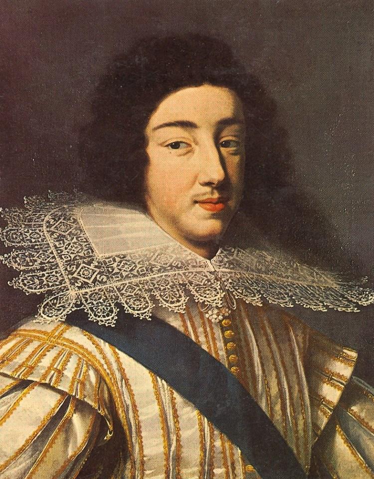 1608 Gaston duc d'Orléans