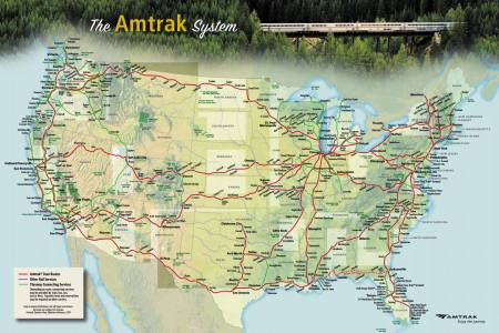 usa rail p, let's explore amtrak