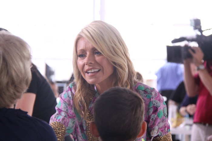 IMG 85481 700x466 Behind the Scenes at the Kelly Ripa & Electrolux Event Part II