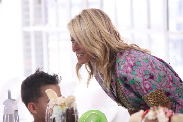 IMG 8559 700x466 Behind the Scenes at the Kelly Ripa & Electrolux Event Part II