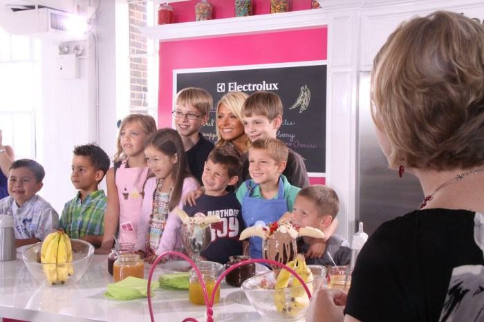 IMG 8567 700x466 Behind the Scenes at the Kelly Ripa & Electrolux Event Part II