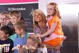 Behind the Scenes at the Kelly Ripa & Electrolux Event Part II