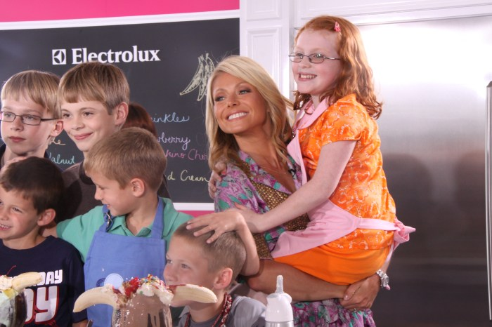 IMG 85681 700x466 Behind the Scenes at the Kelly Ripa & Electrolux Event Part II