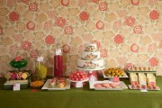 Guest Dessert Table Feature