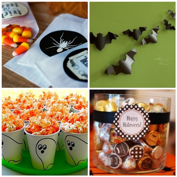 amyatlashalloweenpaper Quick & Easy Halloween Decor