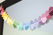 Paint Chip Easter Garland + Easter Giveaway/Pantone Egg Contest