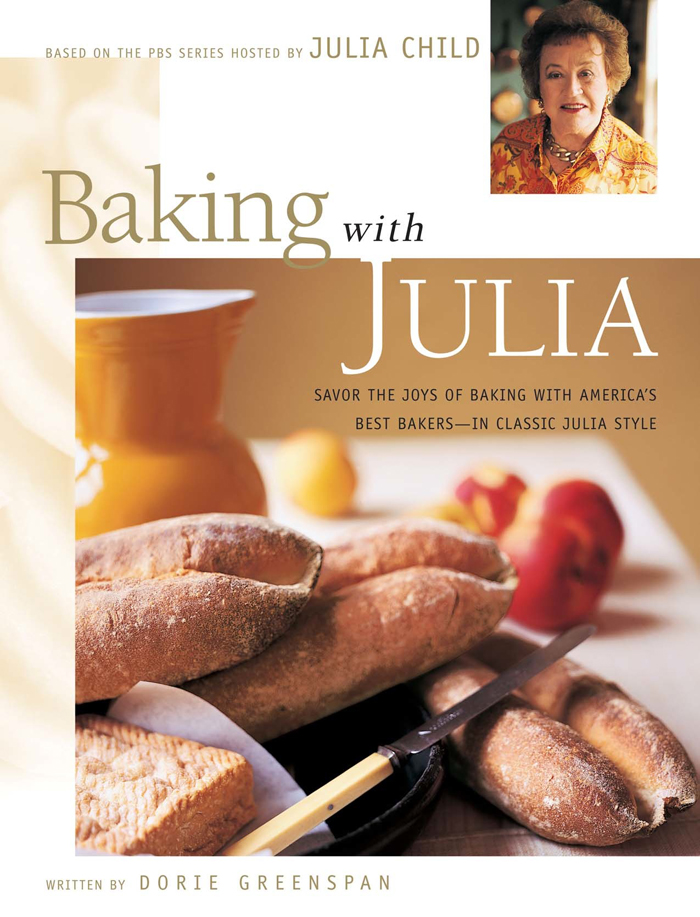 Baking with Julia hc c Baking With Julia Giveaway + Berry Galette Recipe!