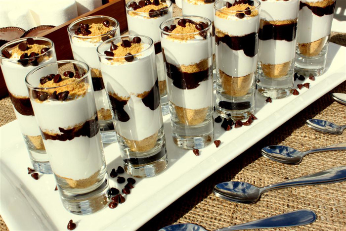 Smore Shooters 2 Smores Guest Dessert Feature