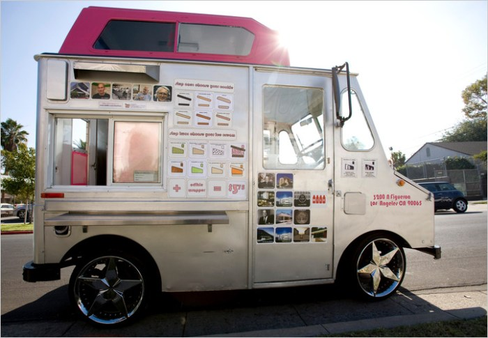 coolhaus truck 700x485 Happy Ice Cream Sandwich Day!  Visit Us at the CoolHaus Truck!