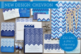 Great Find: Chevron Stationery from Delphine