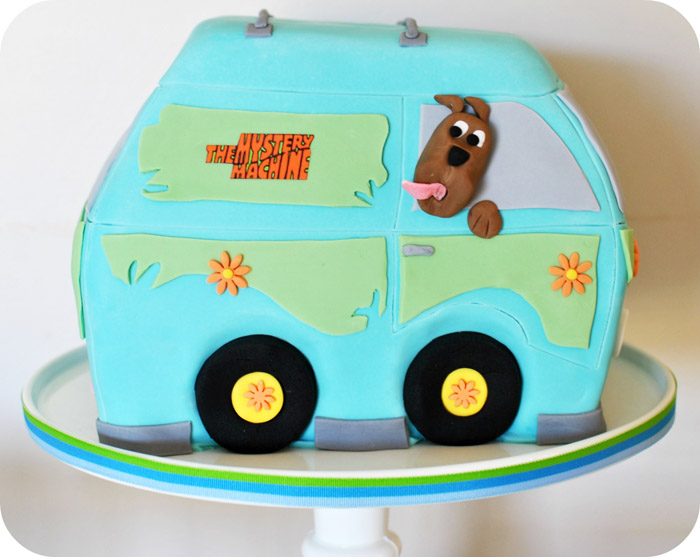 cake Scooby Doo Guest Dessert Feature