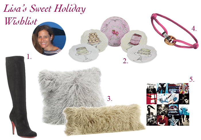 lisaboard Lisas Sweet Holiday Wishlist