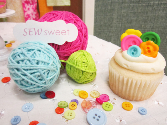 sew sweet1 Sew Cute Guest Dessert Feature