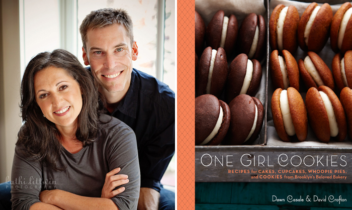 onegirl Sweet Talk: One Girl Cookies {& Cookbook Giveaway}