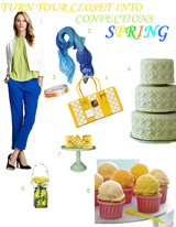 Turn Your Closet Into Confections: SPRING {& Giveaway!}
