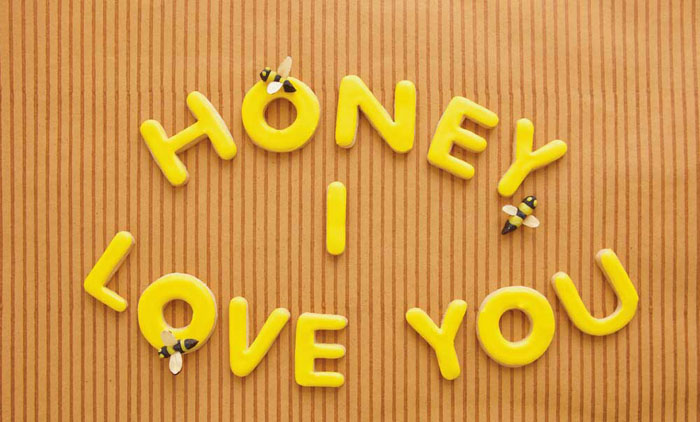Honey I Love You Sweet Designs1 The Buzz about Honey, I Love You