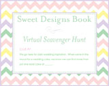 Sweet Designs Virtual Scavenger Hunt: Clue #7
