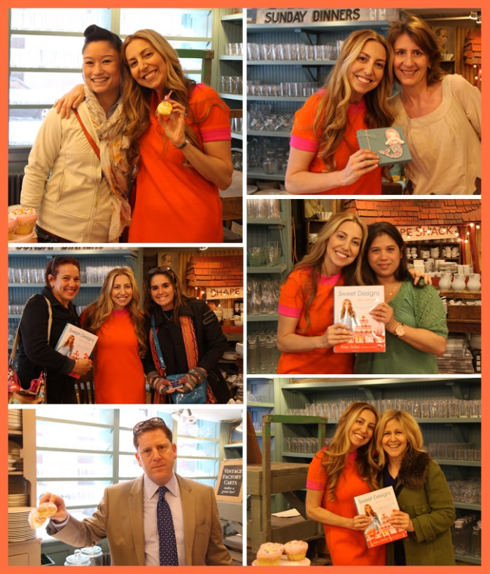 candids2 700x819 Behind the Scenes: Fishs Eddy NYC Book Signing