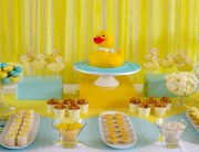 Rubber Ducky Guest Dessert Feature