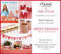 Amy Atlas Book Signing at Michaels NYC