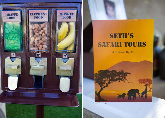 safari Safari Sweet Shop Guest Dessert Feature