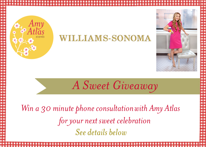 wsgiveaway Win A Consultation For Your Next Celebration!