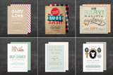 Minted Baby Shower and Birthday Party Invites (& Sponsored Giveaway)