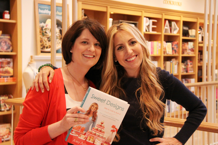 Williams Sonoma Amy Atlas Sweet Designs Book Tour San Francisco