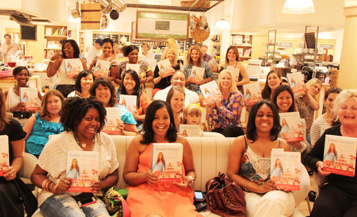 Williams Sonoma Amy Atlas Sweet Designs Book Tour Atlanta