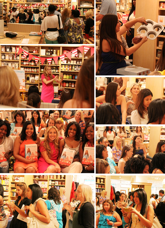 Williams Sonoma Atlanta 2 Behind The Book Tour: The Final Leg
