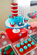 Cat In The Hat Guest Dessert Feature