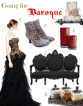 Great Finds: Going for Baroque