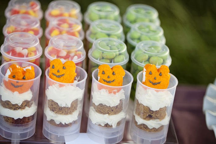 Halloween Party Inspiration Witches Ball Push Pops