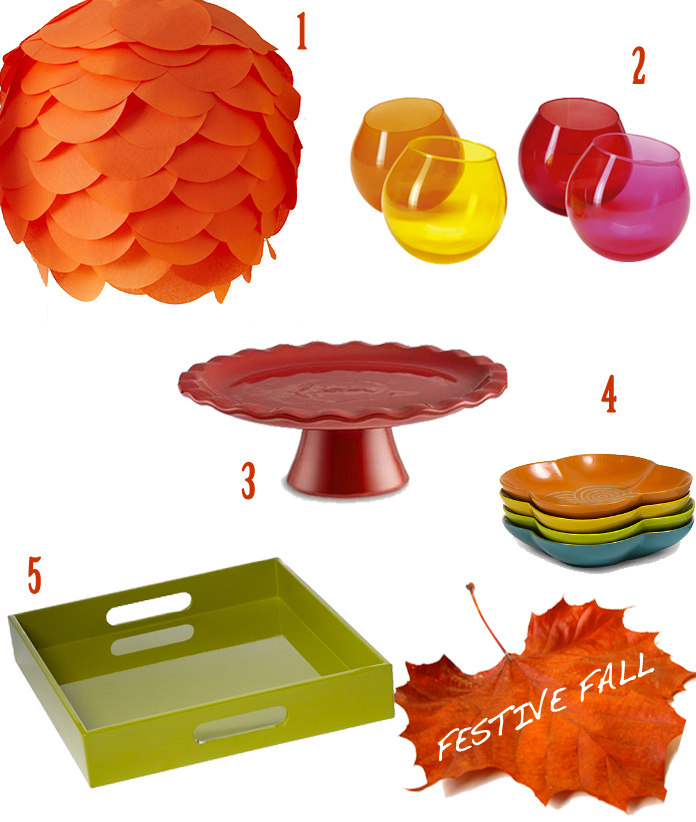 Fun Festive Fall2 Great Finds: Festive Fall