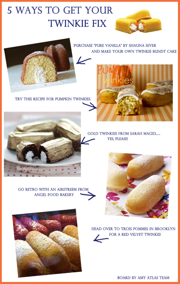 Twinkies4 Five Ways to Get Your Twinkie Fix