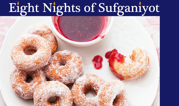 SUFGANIYOT4 Sweet Origins: Sufganiyot for Hanukkah