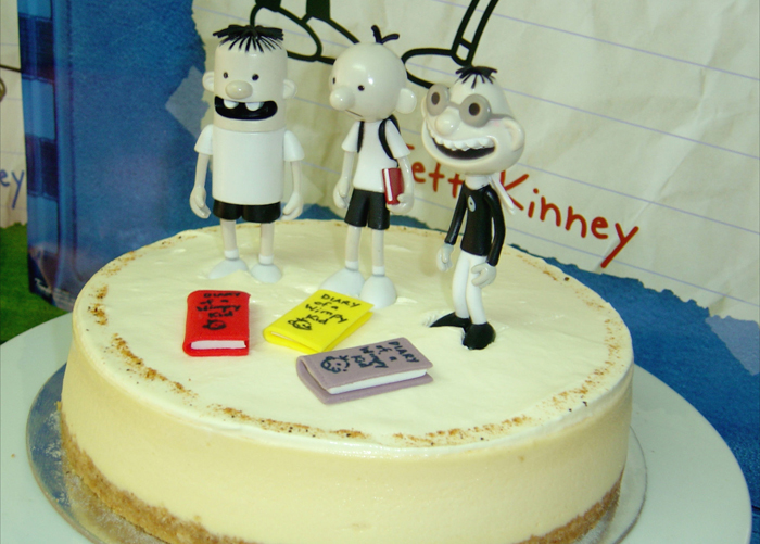 0191 Diary of a Wimpy Kid Guest Dessert Feature