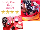Crafty Oscar Party Gift Bag Ideas