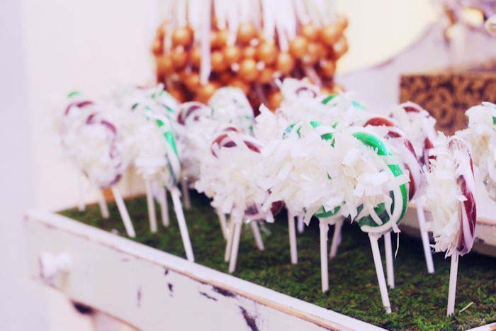 Pretty Lollies Wedding Dessert Table