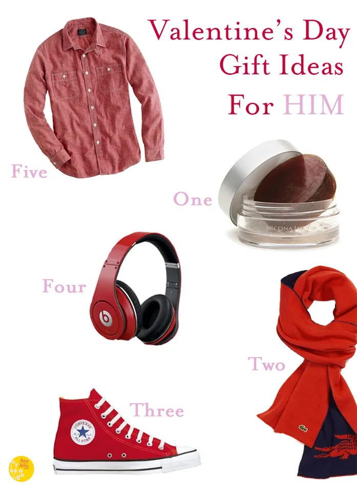 Valentines Day Gifts for Him4 Great Finds: Valentines Day Gift Ideas