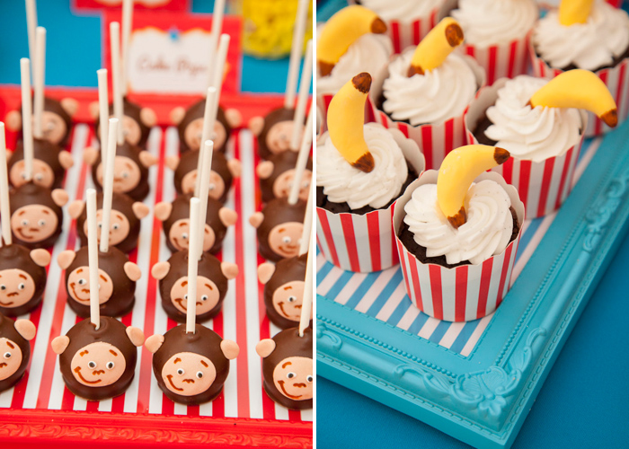 Curious George Cake Pops Curious George Circus Guest Dessert Feature