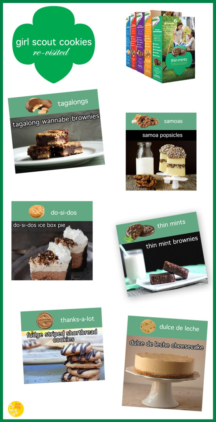Girl Scout Cookies1 700x1367 Great Finds: Girl Scout Cookies {Re visited)