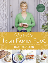 Rachel Irish Family Food HI REZ COVER1 Great Finds: Rachels Irish Family Food {Recipe for St. Paddys}