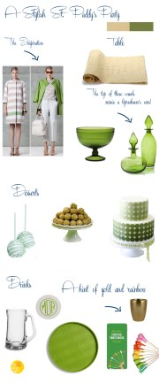 St. Paddy's Day – The Stylish Way