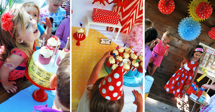 Birthday Party for Girls | Carnival Party