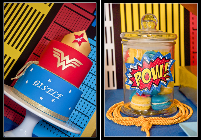 Wonder Woman Wonder Woman Guest Dessert Feature