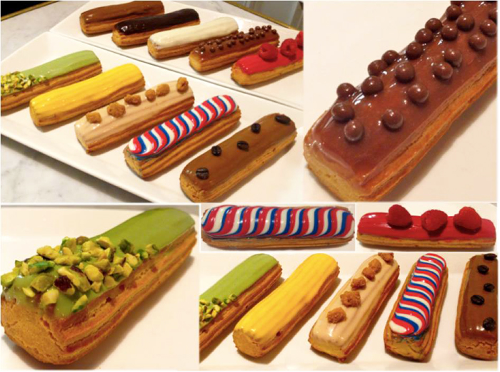 national eclair day1 A Visit with Maison Kayser {& Eclair Vlog/Recipe for National Eclair Day!}